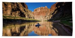 Cataract Canyon Bath Towel