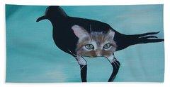 Catbird Hand Towel