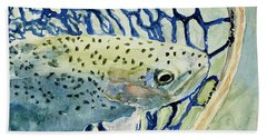 Catch And Release Hand Towel