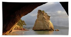 Cathedral Cove Hand Towel