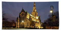 Cathedral Twilight Hand Towel