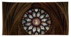 Cathedral Window Hand Towel