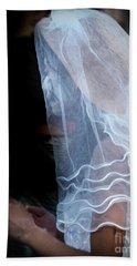 Catrina Bride Hand Towel