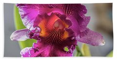Cattleya Bath Towel