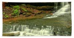Cave Falls Cascades Hand Towel