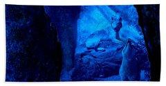 Cavern Hand Towel