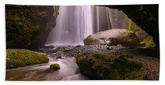 Cavern Of Dreams Bath Towel