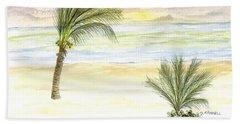 Cayman Beach Bath Towel