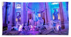 Ceasars Palace Forum Shops Bath Towel