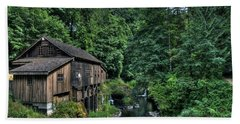 Cedar Creek Grist Mill Bath Towel