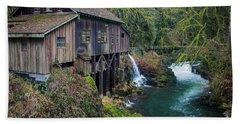Cedar Grist Mill Hand Towel