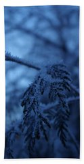 Cedars Of Ice II Hand Towel
