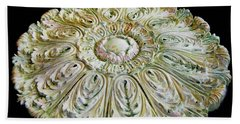 Ceiling Medallion Bath Towel