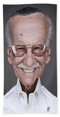 Celebrity Sunday - Stan Lee Hand Towel