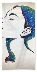 Celeste Bath Towel