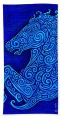 Celtic Horse Hand Towel