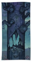 Cenotaph Bath Towel by Andrew Batcheller