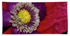 Centerpiece - Poppy 041 Hand Towel