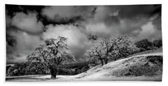 Bath Towel featuring the photograph Central California Ranch by Sean Foster