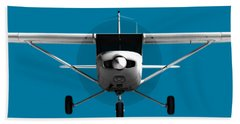 Cessna 152 Bath Towel