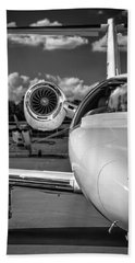 Cessna Citation Bath Towel