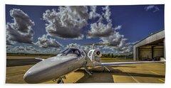 Cessna Jet Bath Towel