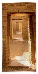 Chaco Ancient Doors   Bath Towel