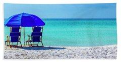 Beach Chair Pair Hand Towel