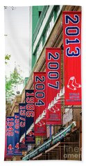 Champs Again Hand Towel by Mike Ste Marie