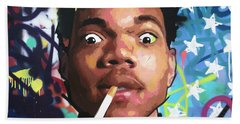 Chance The Rapper Hand Towel