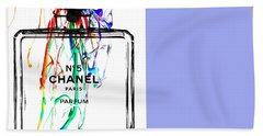 Chanel Hand Towel by Daniel Janda