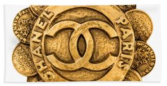 Chanel Jewelry-2 Hand Towel