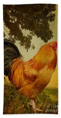 Chanticleer Hand Towel