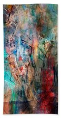 Chaos Theory Bath Towel