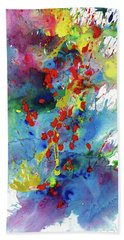 Chaotic Craziness Series 1983.032914 Bath Towel