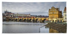 Charles Bridge Hand Towel