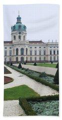 Charlottenburg Castle Berlin Hand Towel