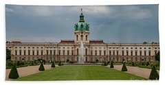 Charlottenburg Palace Hand Towel by Nichola Denny