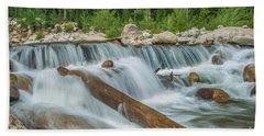Chasm Falls Hand Towel