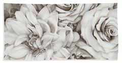 Chelsea's Bouquet - Neutral Hand Towel