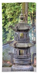 Chendu China Temple Hand Towel