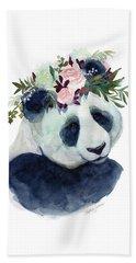 Cherry Blossom Hand Towel by Stephie Jones