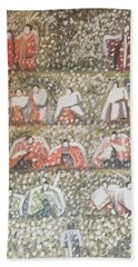 Cherry Blossoms Hand Towel