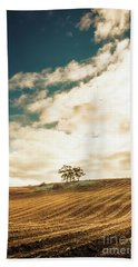 Cherry Farm In The Sewing Hand Towel