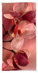 Cherry Magnolias Hand Towel