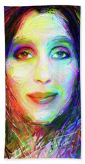 Cheryl Sarkisian Bath Towel