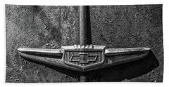Chevy Emblem-4240 Bath Towel