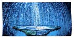 Chevy Hood Bath Towel