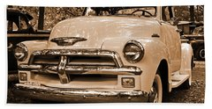 Chevy Truck Hand Towel