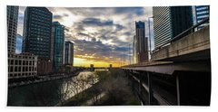 Chi Sunrise 2 Bath Towel